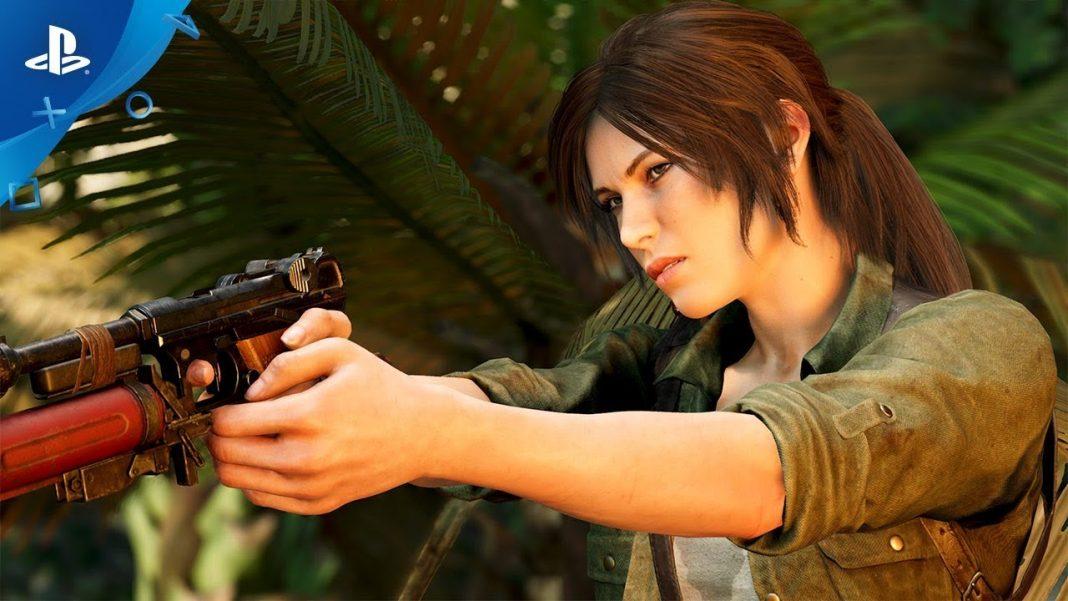 Anunciado Shadow of the Tomb Raider: Definitive Edition para PS4