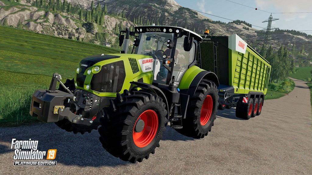 Tráiler de lanzamiento de Farming Simulator 19 Platinum Edition