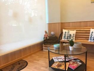 Sala de espera 2 Somos Psicología y Formación Madrid Moratalaz