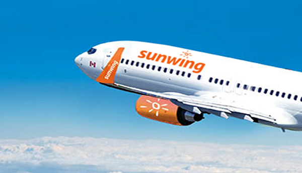 Resultado de imagen para Sunwing mexico