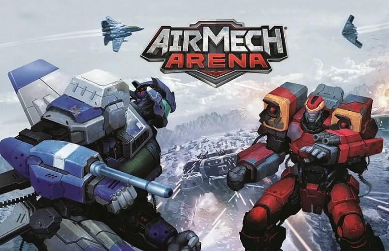AirMechArena