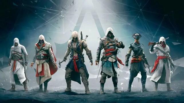 plan original para la saga Assassin's Creed
