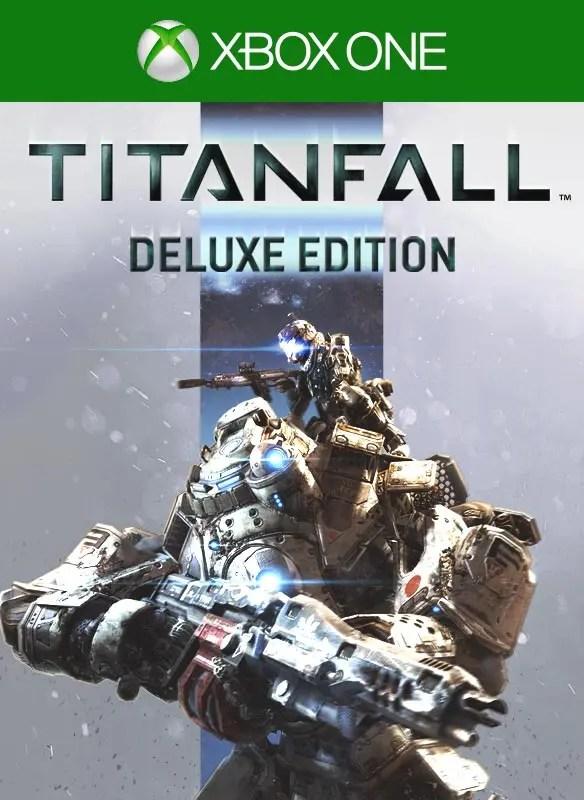 Edición Deluxe Titanfall
