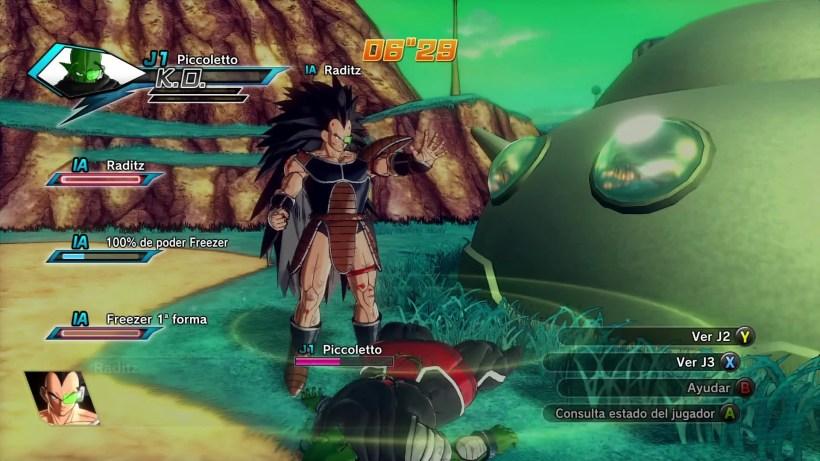 Dragon Ball Xenoverse SomosXbox (98)