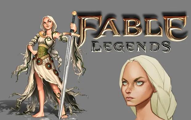 Fable Legends Evienne SomosXbox
