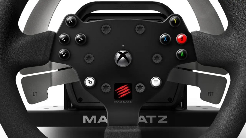 Guía de volantes para Xbox One | Mad Catz Racing Wheel Xbox One (2)