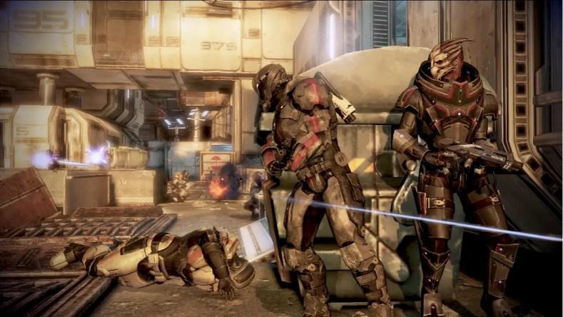 Mass Effect Multiplayer SomosXbox