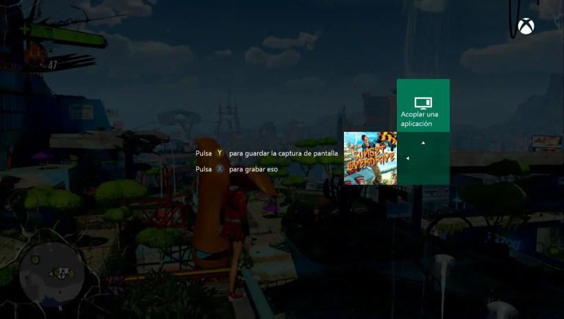 captura actualización marzo Xbox One