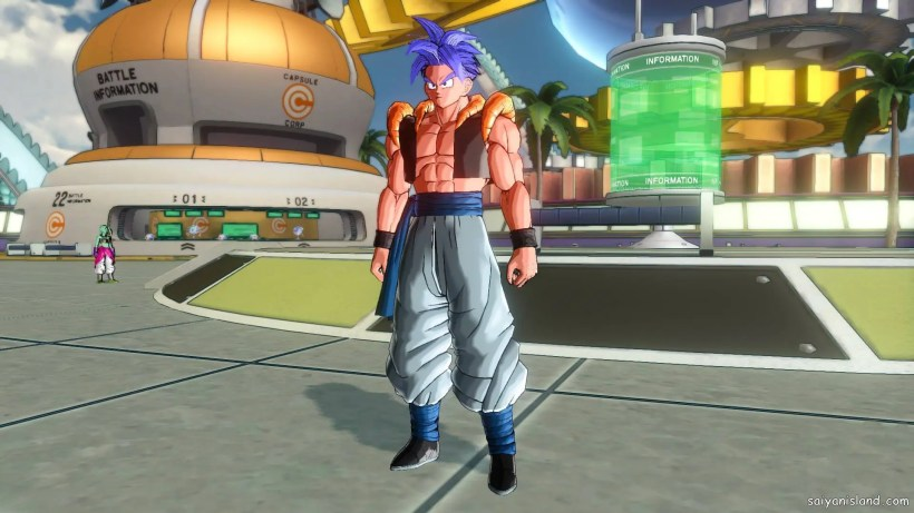 Dragon Ball Xenoverse DLC 2 (27)