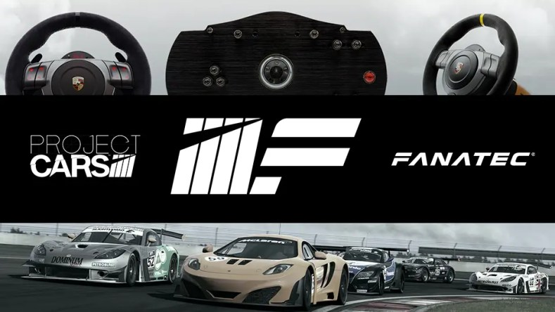 fanatec project cars