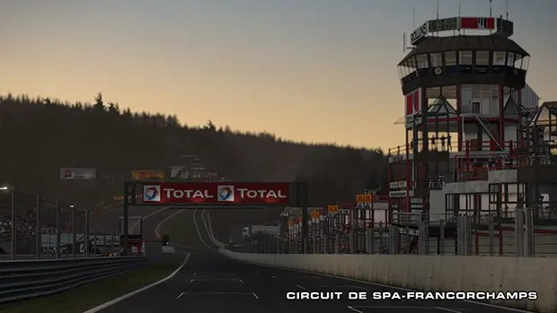 Spa Project CARS