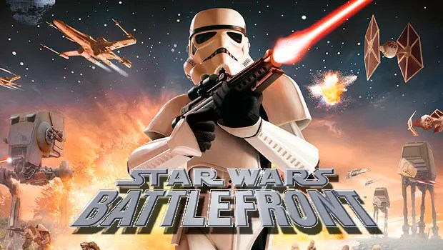 Star Wars Battlefront 2004 cover