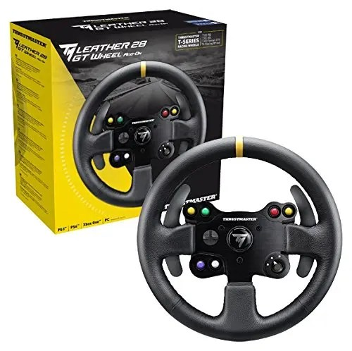 VG TM Leather 28 GT Wheel Add-On