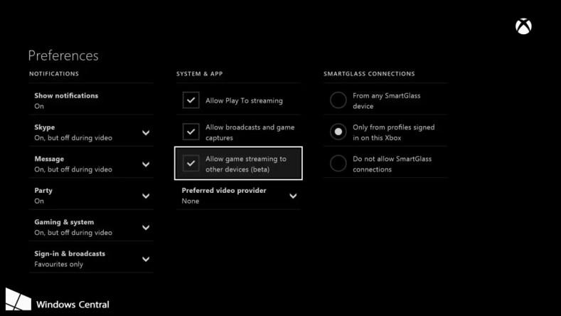 Xbox preview streaming (1) SomosXbox