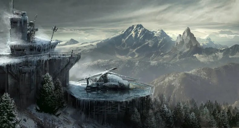 gameplay offscreen de Rise of the Tomb Raider