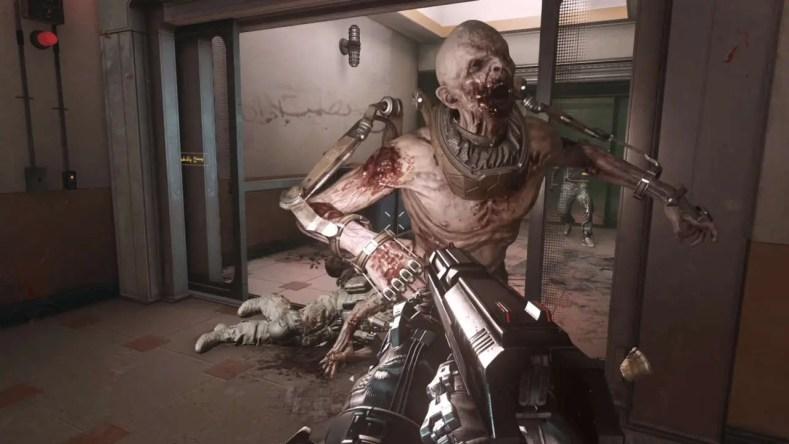 Call of Duty Advanced Warfare Exo Zombies