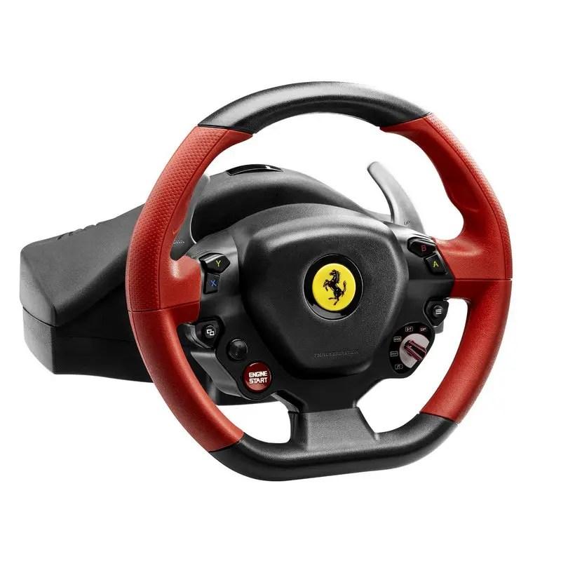 Guía de volantes para Xbox One |thrustmaster_ferrari_458_spider_para_xbox_one_1