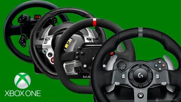 volantes XBox one