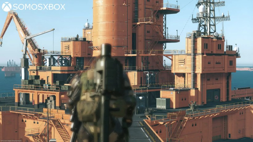 Metal Gear Solid V: The Phantom Pain comparativa