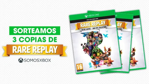 Sorteo-Rare-Replay