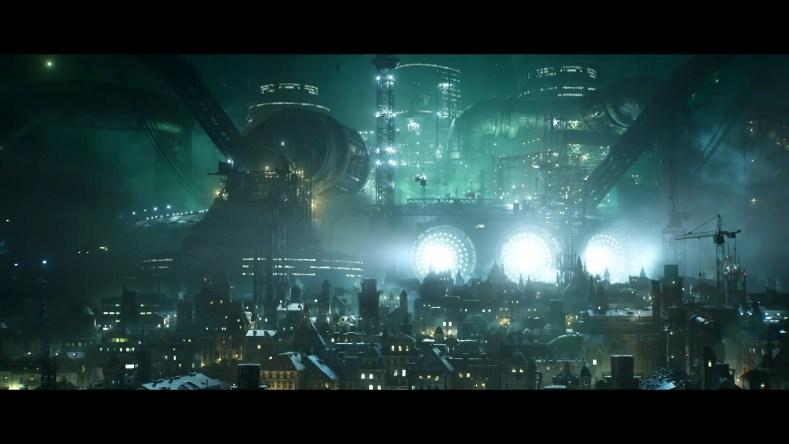 El remake de Final Fantasy VII no utilizará el Luminous Engine