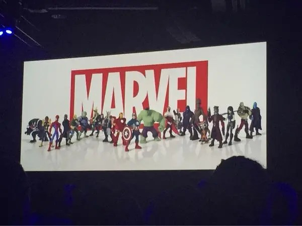 marvel disney infinity
