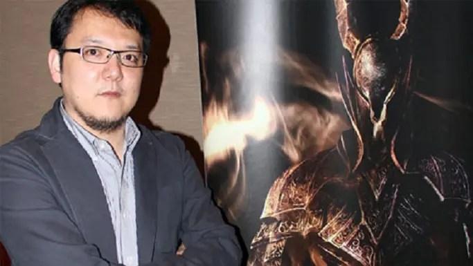 Hidetaka Miyazaki Dark Souls III