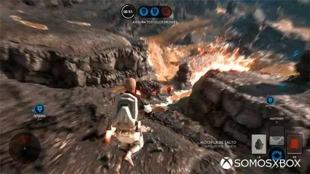 Análisis-de-Star-Wars-Battlefront-Jetpack