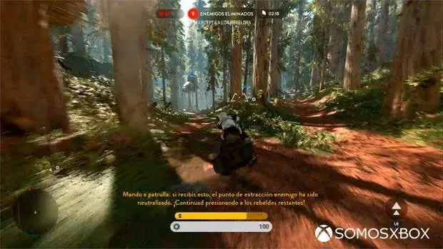 Análisis-de-Star-Wars-Battlefront-Speeder