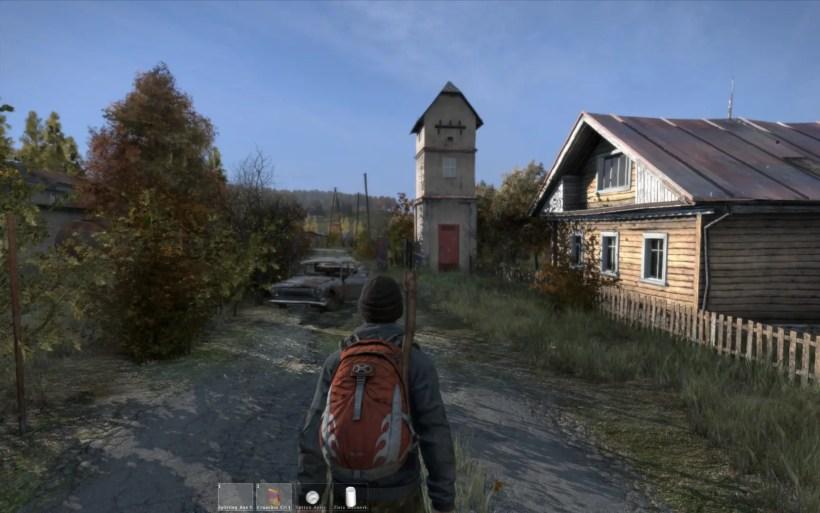 DayZ gameplay