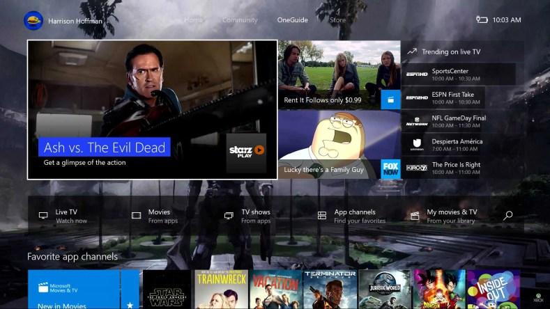 OneGuide_NXOE_Nueva_Experiencia_Xbox
