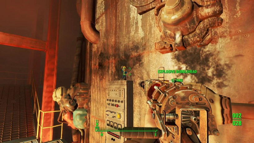 fallout 4 explosives bobblehead gamecrate 2