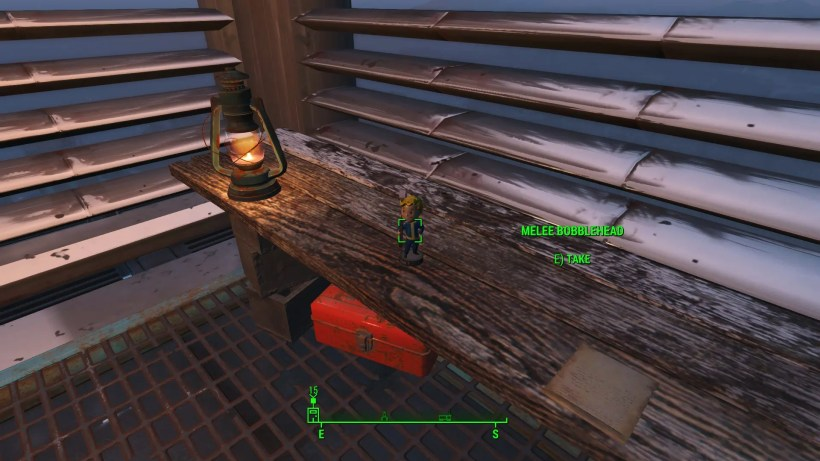 fallout 4 melee bobblehead gamecrate 2