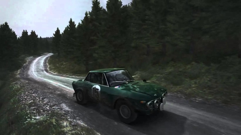 DIRTRally daño