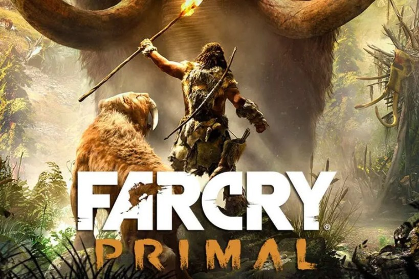 FarCryPrimalCover