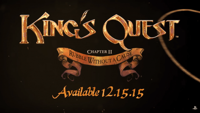 King's Quest: Chapter 2