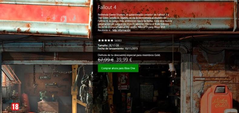 oferta fallout 4