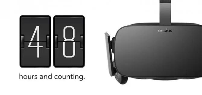 Oculus Rift reservar detalles