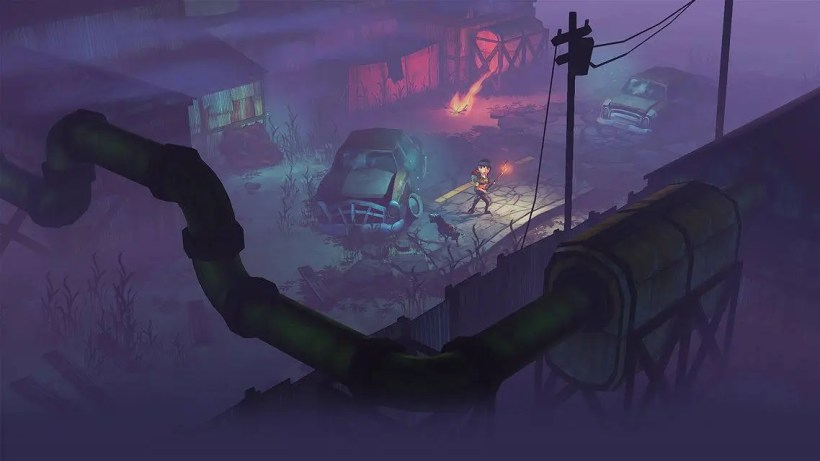 análisis de The Flame in the Flood