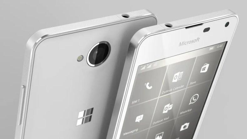 Lumia650 render