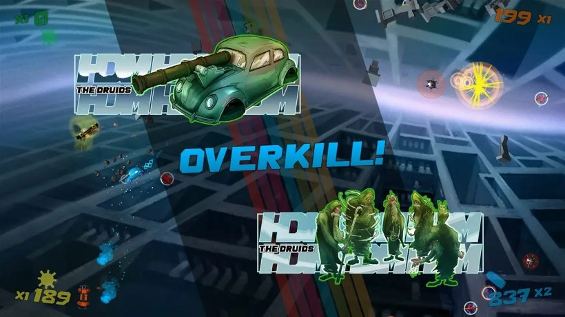 hyperdrive massacre 3
