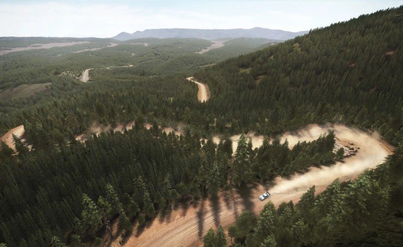 DIRT Rally pikes peak