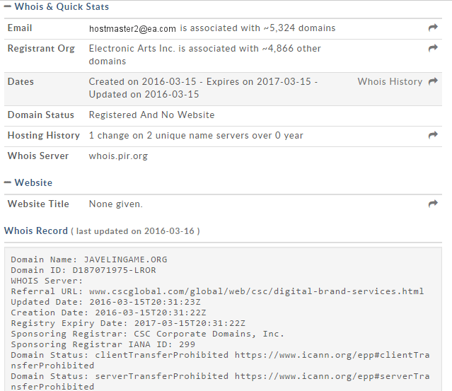 EA-Javelingame-org-domain