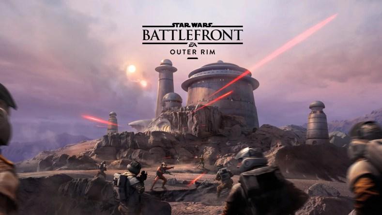 Star Wars Battlefront Borde Exterior