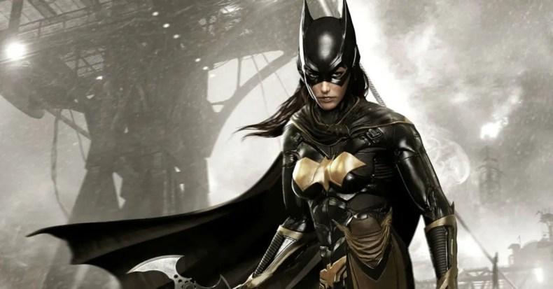 figura de Batgirl