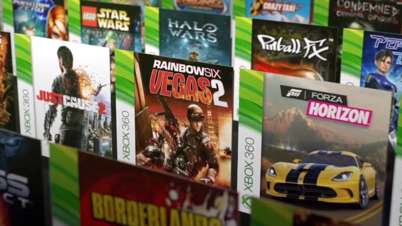 Xbox Retrocompatiblidad filtracion