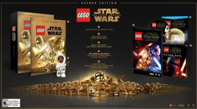 Lego star wars season pass