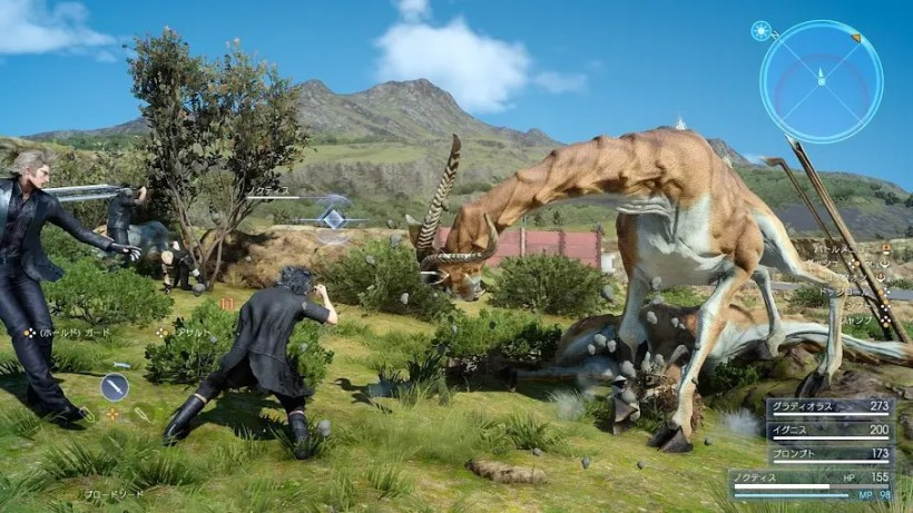 Final Fantasy XV3