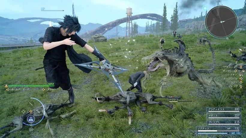 Final Fantasy XVFinal Fantasy XV 3