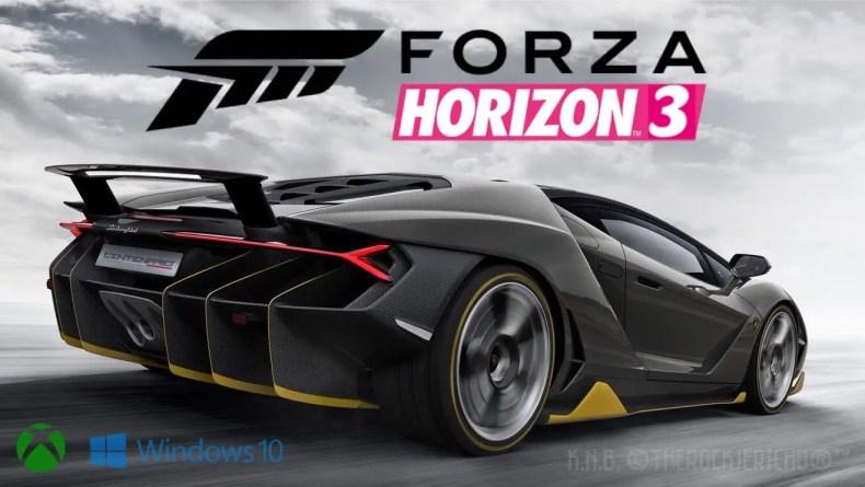 Forzahorizon 3